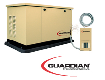 Guardian generators 16kw Model 5243